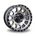 PDW Wheels M2 8x16 6*139.7 ET 13 dia 110.1 RC