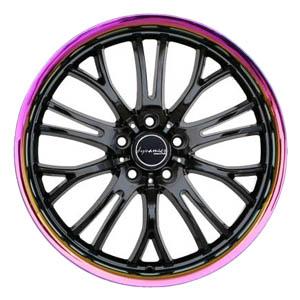Литой диск PDW Wheels VN-10 8x18 5*108 ET 45