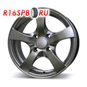 Литой диск Replica Peugeot 101 7x16 4*108 ET 29