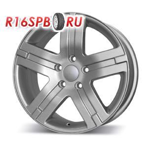 Литой диск Replica Peugeot 543