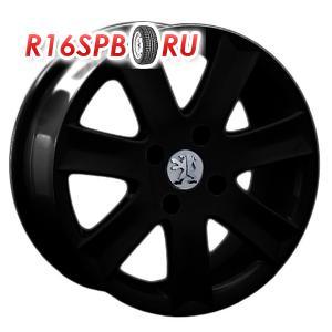 Литой диск Replica Peugeot PG10 6x15 4*108/114.3 ET 27 MB