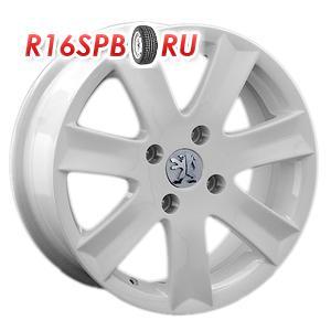 Литой диск Replica Peugeot PG10 6x15 4*108 ET 27 W