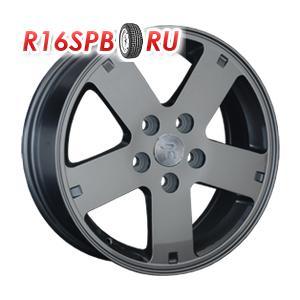 Литой диск Replica Peugeot PG14 6.5x16 5*114.3 ET 38 GM