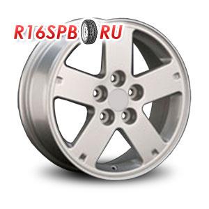 Литой диск Replica Peugeot PG14 6.5x16 5*114.3 ET 38