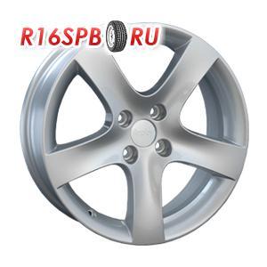 Литой диск Replica Peugeot PG17 6x15 4*108 ET 27 S