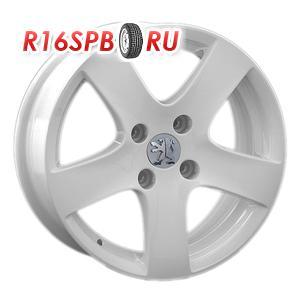 Литой диск Replica Peugeot PG17 6x15 4*108 ET 27 W