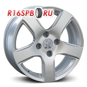 Литой диск Replica Peugeot PG24