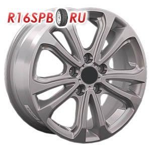 Литой диск Replica Peugeot PG27 6.5x16 5*114.3 ET 38