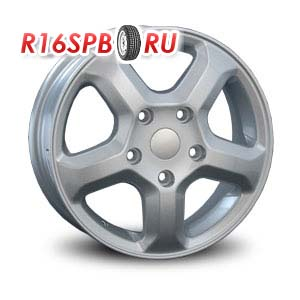 Литой диск Replica Peugeot PG28