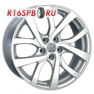 Литой диск Replica Peugeot PG38 6.5x17 5*114.3 ET 38 SF