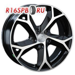 Литой диск Replica Peugeot PG43 6.5x16 5*114.3 ET 38 BKF