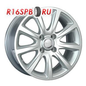 Литой диск Replica Peugeot PG49 6.5x16 4*108 ET 31 S
