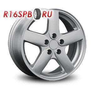 Литой диск Replica Peugeot PG6 (FR5556/048)