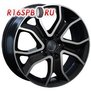 Литой диск Replica Peugeot PG60 6.5x16 5*114.3 ET 38 BKF