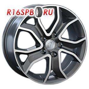 Литой диск Replica Peugeot PG60 6.5x16 5*114.3 ET 38 GMFP