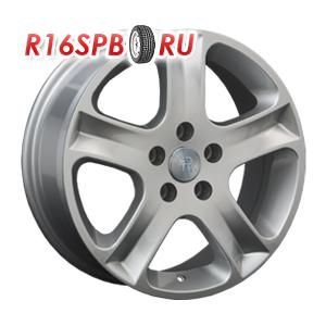 Литой диск Replica Peugeot PG7 (FR5557) 7x16 4*108 ET 25 S