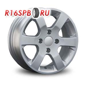 Литой диск Replica Peugeot PG9 5.5x14 4*108 ET 24