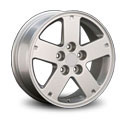 Replica Peugeot PG14 6.5x16 5*114.3 ET 38 dia 67.1 Chrome