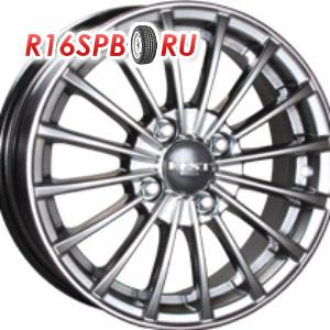 Литой диск Proma RS2 6.5x15 4*108 ET 27 платина