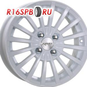 Литой диск Proma RS2 6.5x15 4*98 ET 29 W