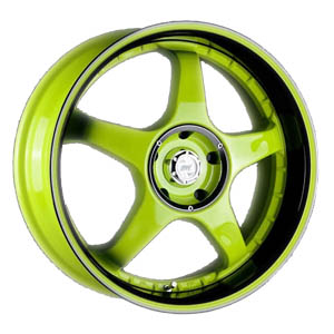 Литой диск Racing Wheels H-115 7x15 4*100 ET 35