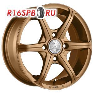 Литой диск Racing Wheels H-116 5.5x13 4*98 ET 35 GOLDHP