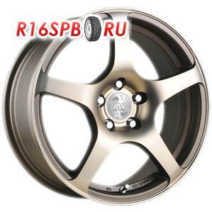 Литой диск Racing Wheels H-125 7x16 5*100 ET 45 G