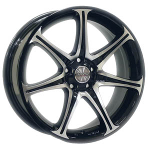 Литой диск Racing Wheels H-134 6.5x15 5*114.3 ET 45