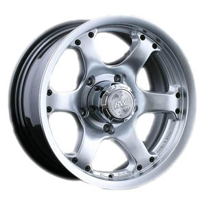 Литой диск Racing Wheels H-154 7x15 6*139.7 ET 0