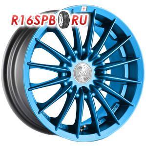 Литой диск Racing Wheels H-155 5.5x13 4*98 ET 35 BL/HP