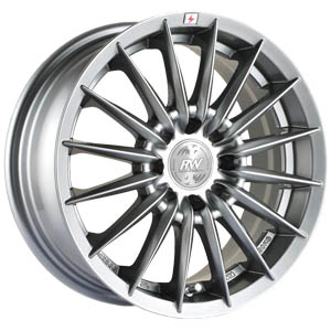 Литой диск Racing Wheels H-155 6.5x15 4*100 ET 40