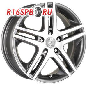 Литой диск Racing Wheels H-214 7x17 5*112 ET 45 GMFP