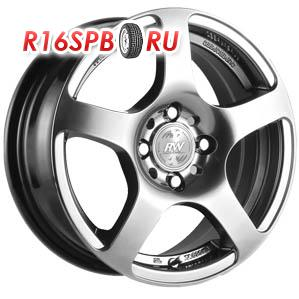 Литой диск Racing Wheels H-218 6x14 4*100 ET 35 HS