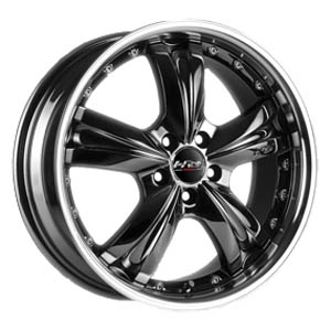 Литой диск Racing Wheels H-302