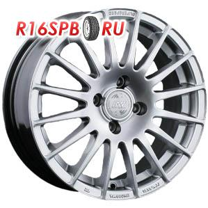 Литой диск Racing Wheels H-305 6.5x15 4*100 ET 45 HS