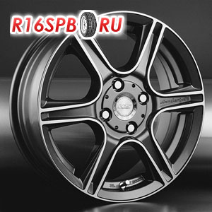 Литой диск Racing Wheels H-314 5.5x15 4*100 ET 45