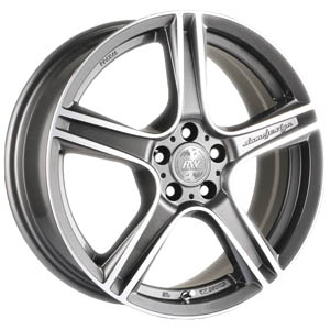 Литой диск Racing Wheels H-315 7x17 5*114.3 ET 52.5