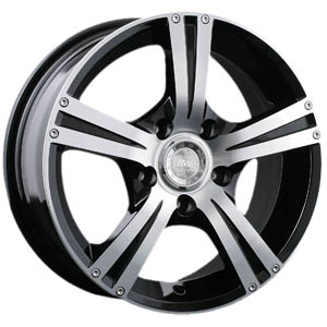 Литой диск Racing Wheels H-326 7.5x18 5*114.3 ET 38