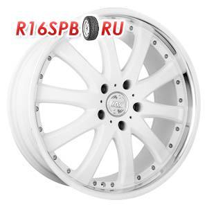 Литой диск Racing Wheels H-332 8.5x20 5*108 ET 50 W