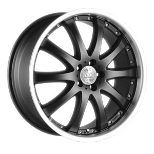 Литой диск Racing Wheels H-332 7x17 5*114.3 ET 48