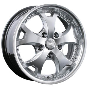 Литой диск Racing Wheels H-353 7x17 5*112 ET 45