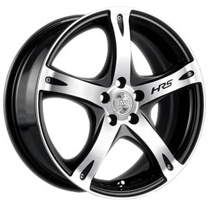 Литой диск Racing Wheels H-366 7x16 5*114.3 ET 40