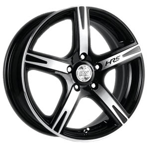 Литой диск Racing Wheels H-372 6.5x15 5*108 ET 40
