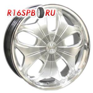 Литой диск Racing Wheels H-377 8.5x20 6*139.7 ET 30 HPT D/P
