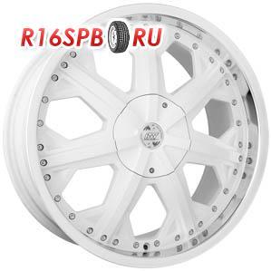 Литой диск Racing Wheels H-378 8.5x20 5*114.3 ET 45 W