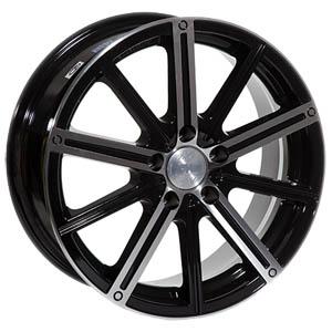 Литой диск Racing Wheels H-385 7.5x18 5*114.3 ET 38