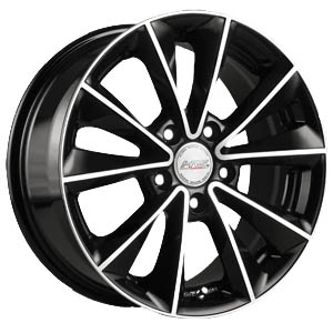 Литой диск Racing Wheels H-393 7.5x17 5*120 ET 42
