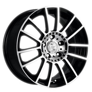 Литой диск Racing Wheels H-408 7.5x17 5*110 ET 35