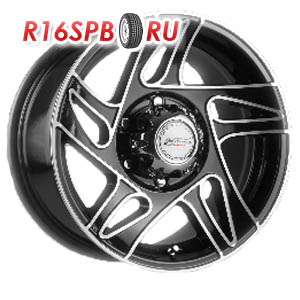 Литой диск Racing Wheels H-417 8x16 5*139.7 ET 10