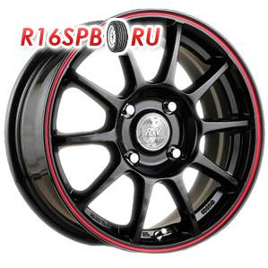 Литой диск Racing Wheels H-422 7x16 5*114.3 ET 40 BKL